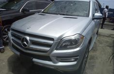 Clean Mercedes-Benz M Class 2015 Tokunbo
