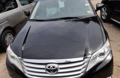 Black 2012 Toyota Avalon sedan automatic for sale in Lagos