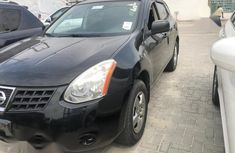 Well maintained black 2009 Nissan Rogue for sale at price ₦2,700,000 in Lagos