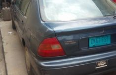 Nigerian Used 1997 Honda Civic Car Blue Colour