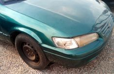 Nigerian used Toyota Camry 1998 Green