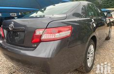 Foreign Used 2011 Toyota Camry Gray Colour