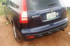 Clean Nigerian used Honda CR-V 2008