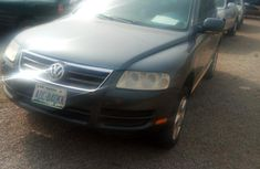 Very clean Nigerian used Volkswagen Touareg 2004