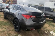 Clean Tokunbo Acura ZDX 2010 Gray