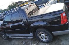 Clean Tokumbo Ford Explorer 2005 Black