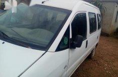 Nigerian Used Peugeot Expert 2002 Model White Colour