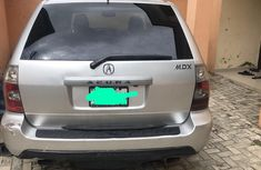 Nigerian Used Acura MDX 2005 Model