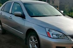 Neatly Used Nigerian Used 2007 Honda Accord
