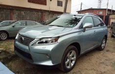 Foreign Used 2010 Lexus RX 350