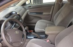 Accident Free 2005 Toyota Camry