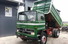 Foreign Used Mercedes Benz 1820 Truck