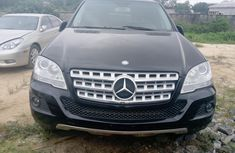 2011 Mercedes Benz ML350 4matic