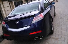 Clean 2009 ACura TL Blue - Premium Package With all Options