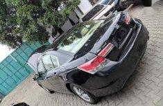 Clean Tokunbo Honda Accord 2011 Black