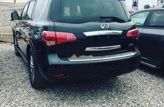 Need to sell cheap used 2015 Infiniti QX80 automatic in Ibadan