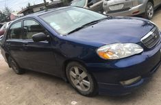 Need to sell cheap used blue 2004 Toyota Corolla automatic