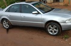 Nigerian used neat Audi A4 2000 Gray