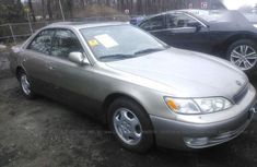 Cheap Foreign used Lexus ES 2000 Gold