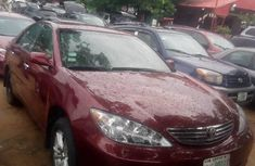 Sell well kept 2005 Toyota Camry at price ₦1,300,000