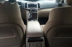 Clean Automatic Tokunbo Toyota Venza 2009 Gray