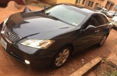 Neat Nigerian used Lexus ES 2008 350 Gray