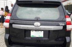 Very neat Nigerian used Toyota Land Cruiser Prado 2015 Blue