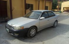 Best priced used 2001 Toyota Corolla automatic in Abuja