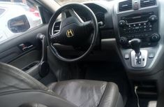 Clean Nigerian used Honda CR-V 2010