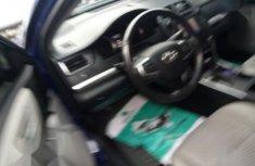 Very clean Nigeria Toyota Camry 2015 Blue