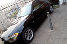 Clean Foreign used BMW 325i 2006 Black