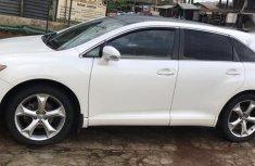 Clean Nigerian used Toyota Venza 2015 White