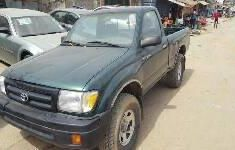 2001 Toyota Tacoma at mileage 59,011 for sale in Lagos