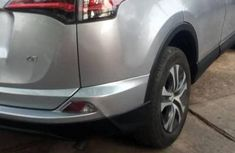 Neat Tokumbo Toyota RAV4 2016 LE AWD (2.5L 4cyl 6A) Silver