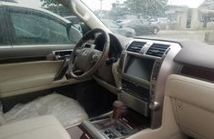 Foreign Used 2011  Lexus GX 460 in Nigeria