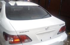 Neat Foreign used Lexus ES 2004 330 Sedan White