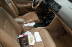 Clean Nigerian used Honda Accord 1998