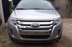 Sell well kept grey/silver 2011 Ford Edge automatic in Lagos