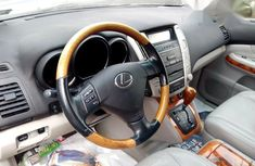 Foreign used Lexus RX 350 2007 Silver