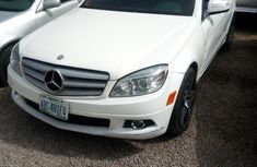 Clean Nigerian used Mercedes-Benz C300 2008