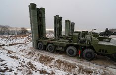 Defiant Turkey acquires Russian S-400 Air Defense System to destroy US combat aircraft
