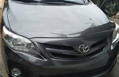 Tokunbo 2013 Toyota Corolla Beige in Lagos