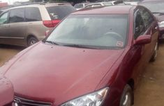 Best priced used red 2005 Toyota Camry automatic