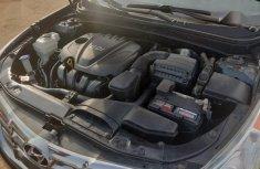 Clean Hyundai Sonata 2011 Gray