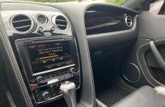 Very Clean Nigerian used Bentley Continental 2014 Black