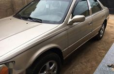 Cheap Nigerian used Toyota Camry 2000 | Gold