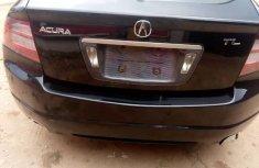 Acura TL 2008 Black