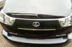 Neatly used Tokunbo Lexus RX 2007 350 Black