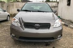 Foreign Used 2008 Toyota Matrix Gray Colour
