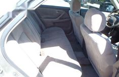 Neatly Nigeria used Toyota Camry 1999 Automatic Gray